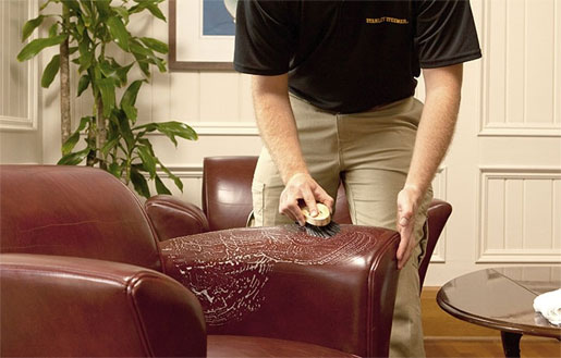 What to Expect from a Professional Leather Maintenance Service?
